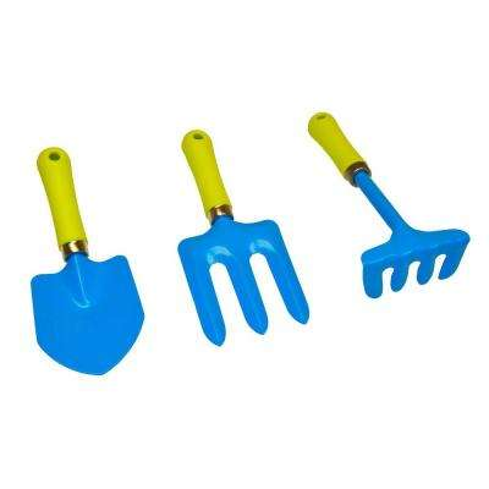 JustForKids Garden Tool Set (3-Piece)