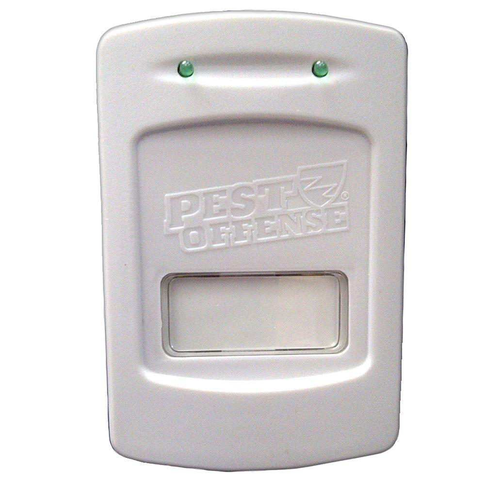 Pest Offense Electronic Indoor Control Pobd I 01 The Home Depot Ultrasonic Repeller Circuit