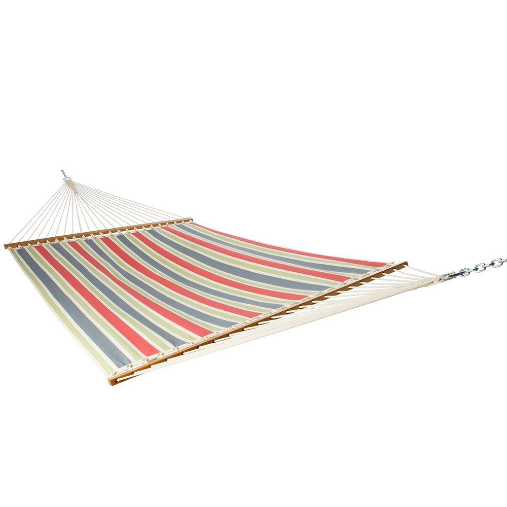 null 13 ft. Poolside Stripe Hammock