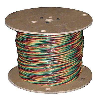 500 ft. 10/2 Solid CU W/G Submersible Well Pump Wire