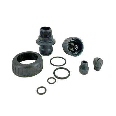 1 in. NPT Fitting Kit for MQ3-45 and MQ3-35 Pumps