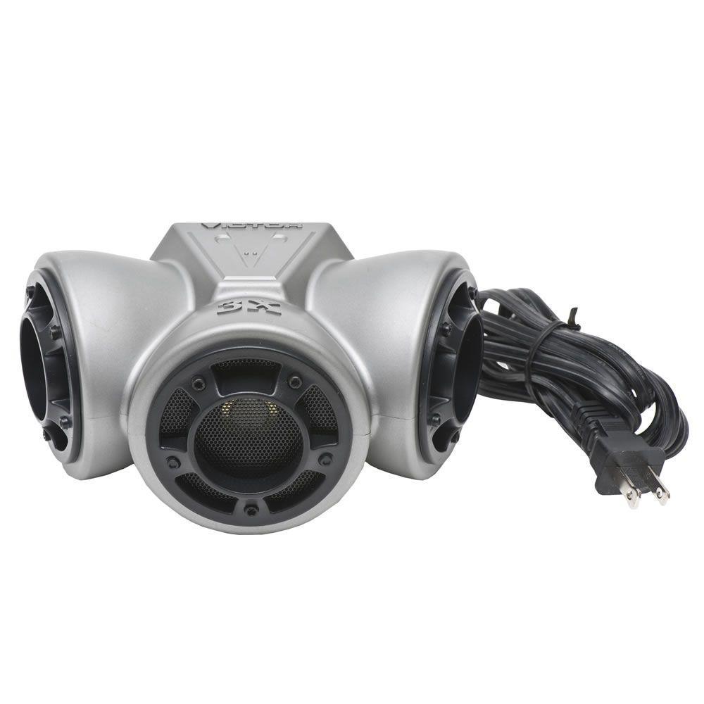 Victor 3-Speaker Ultra PestChaser Rodent Repellent