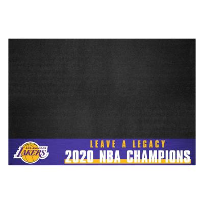 NBA - Los Angeles Lakers 2020 NBA Finals Champions Grill Mat - 26in. x 42in.