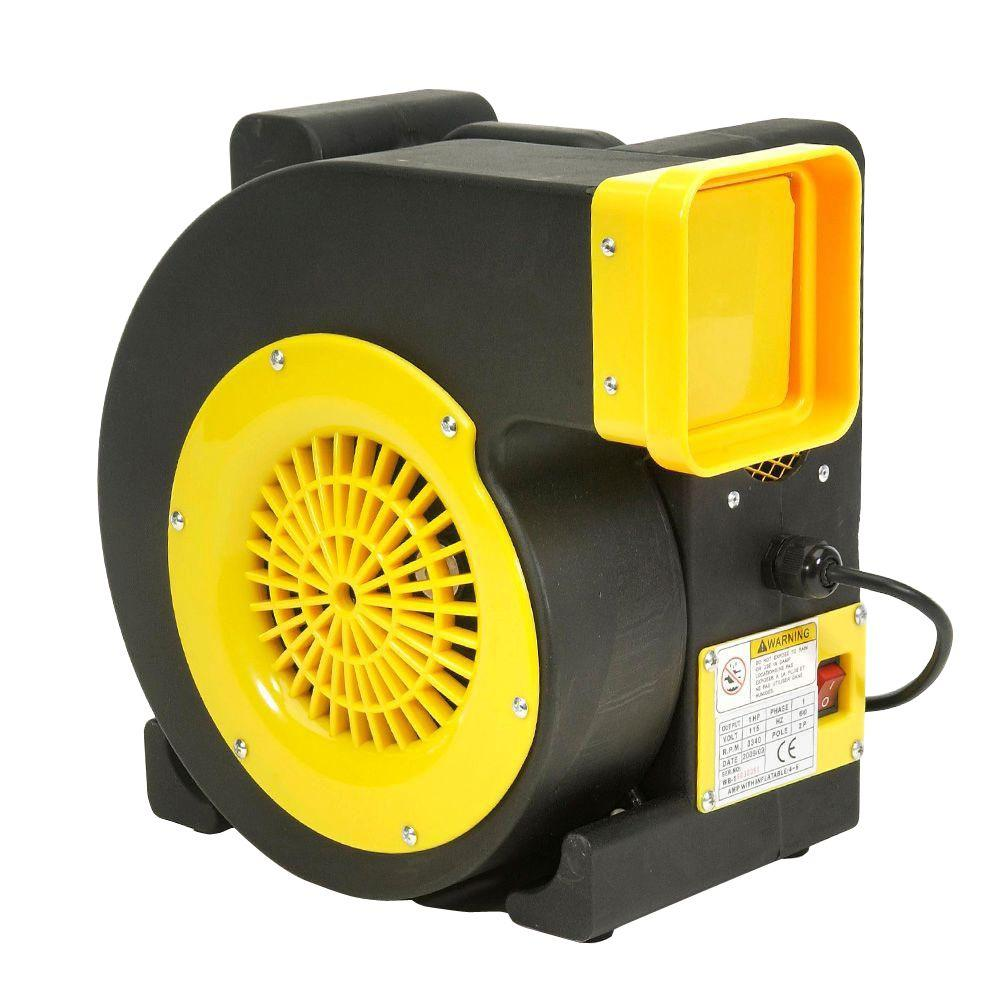 High Speed Blower Fans : Ventamatic in speed high velocity portable confined