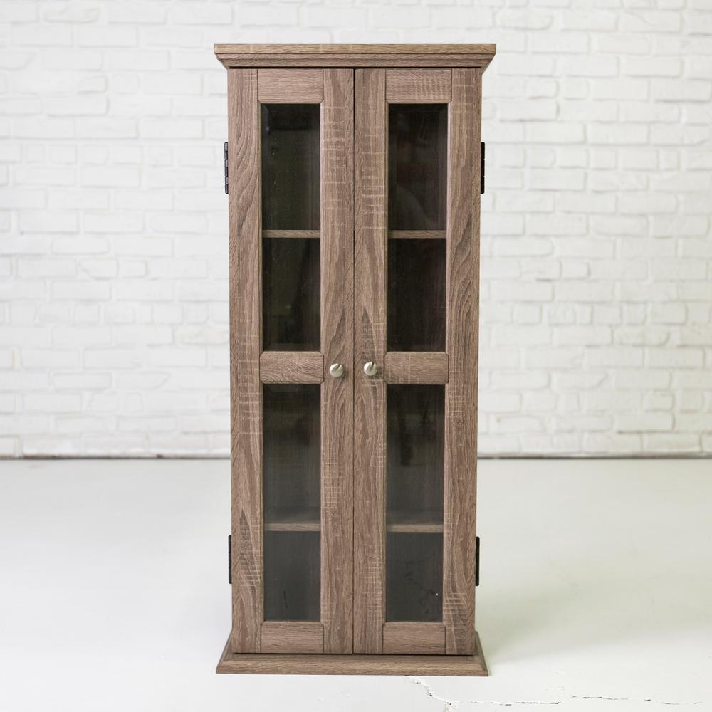 Ordinaire +3. Walker Edison Furniture Company Driftwood Storage Cabinet