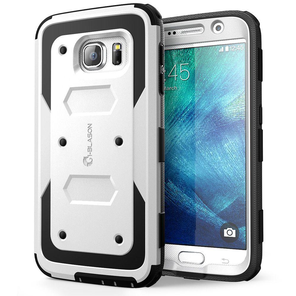 i-Blason Armorbox Full-Body Case for Galaxy S6, Green
