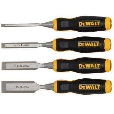 Wood Chisel Set (4-Piece)