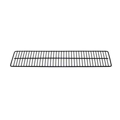 29 in.  x 6 in. Porcelain Coated Warming Rack