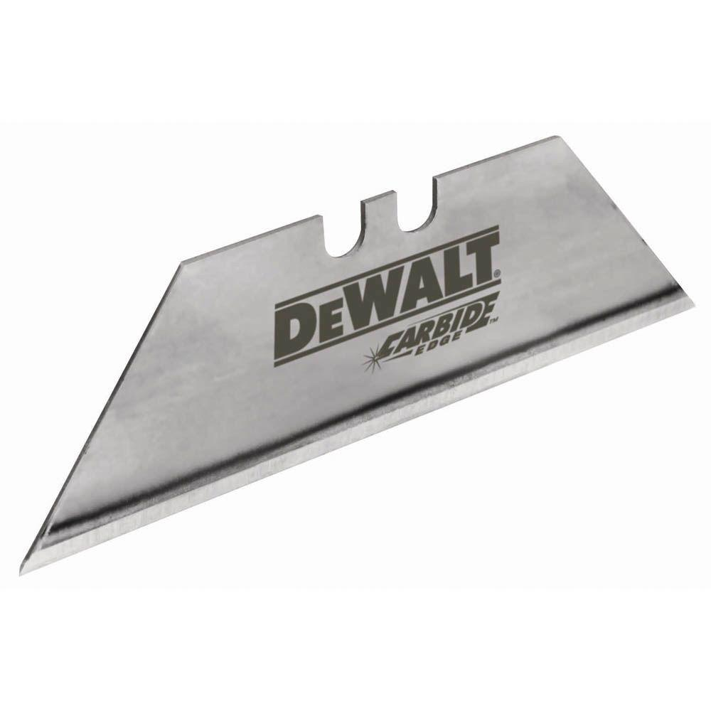 Dewalt Carbide Utility Blade 5 Pack Dwht11131 The Home