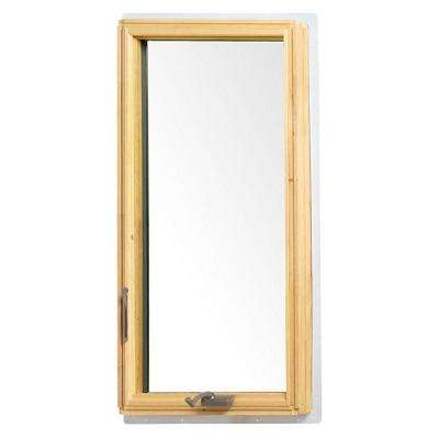 24.125 in. x 48 in. Perma-Shield 400 Series Casement Wood Window with White Exterior