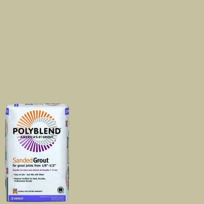 Polyblend #172 Urban Putty 25 lb. Sanded Grout