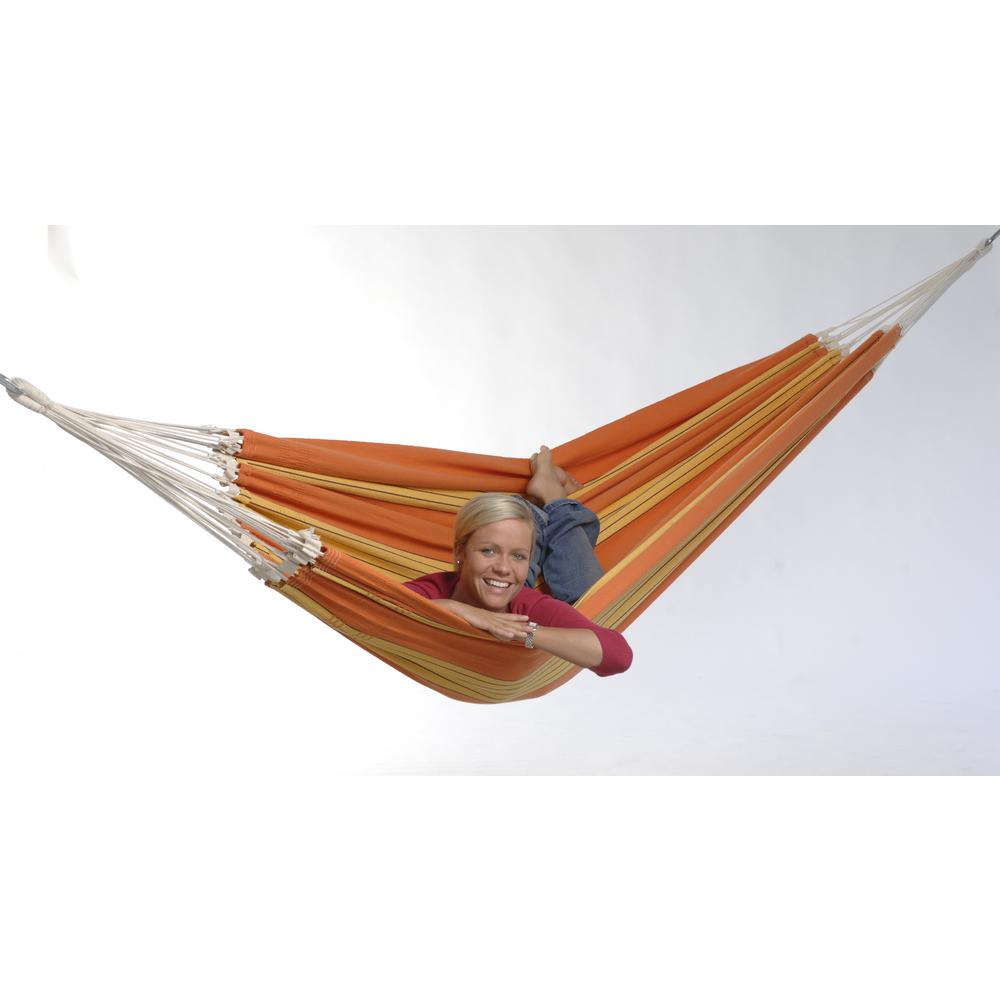 byer of maine 12 ft cotton poly brazilian hammock a102258 the home depot. Black Bedroom Furniture Sets. Home Design Ideas