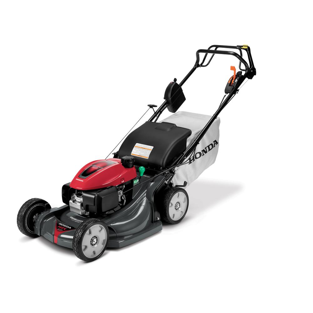 Honda HRX NeXite Deck 21 in. GCV200 Electric Start Self Propelled Walk Behind Gas Hydrostatic Mower with Roto-Stop & Versamow