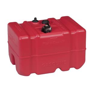 Low Perm Certified Fuel Tank 12 Gal. with 1/4 inch Fuel Pick-Up Adapter and...