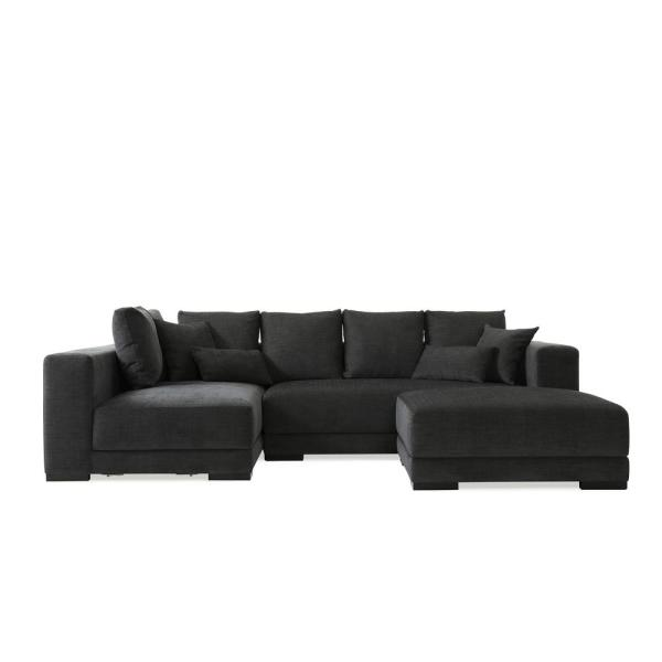 Handy Living Greenwich Sectional In