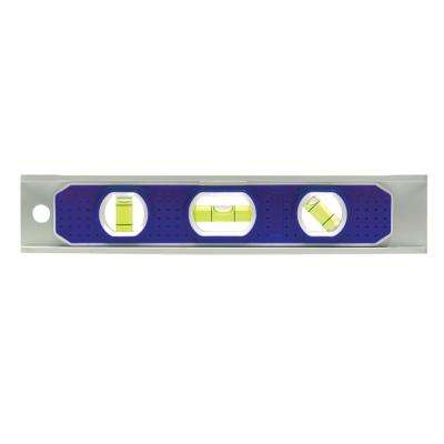 9 in. Magnetic Extruded Aluminum Torpedo Level