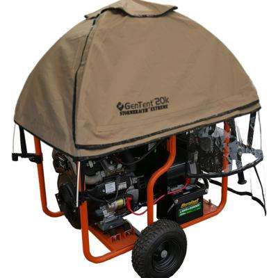 Running Cover BGC Kit for Generac GP12500 to GP17500 Portable Generators