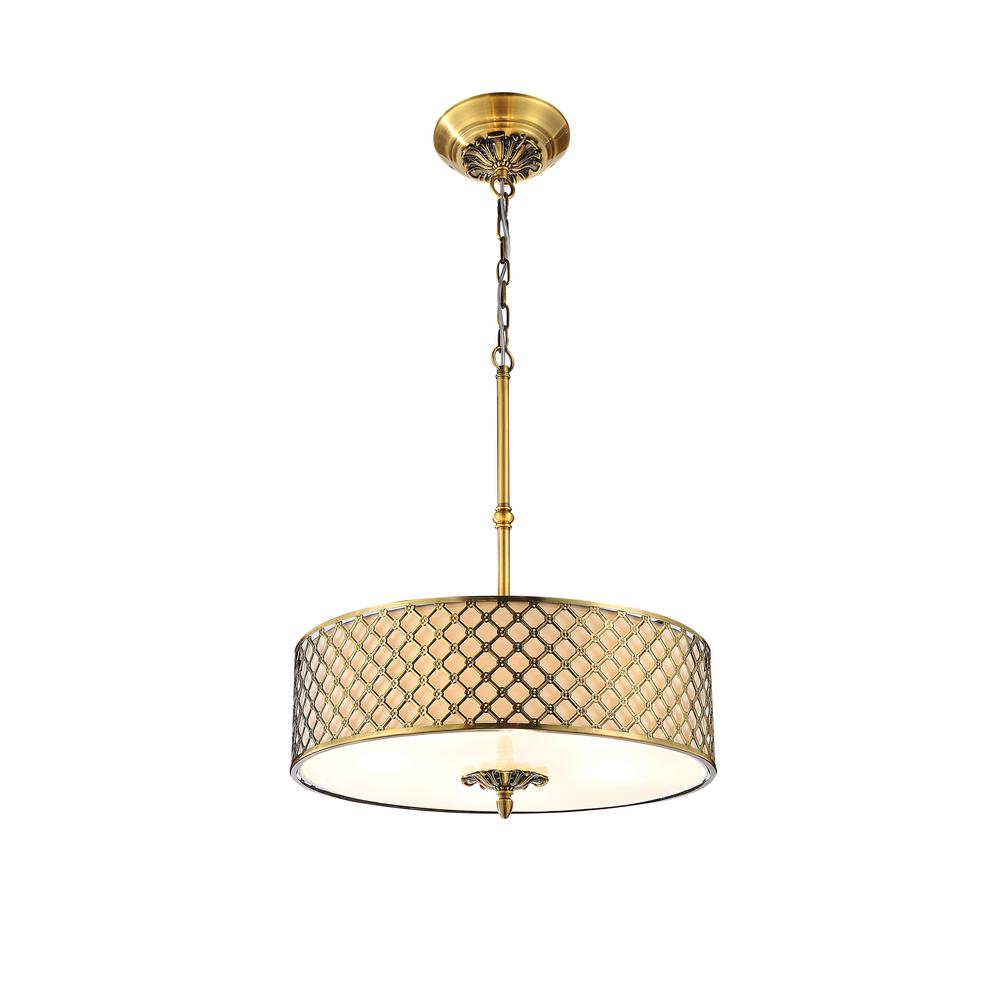 Gloria 5 light french gold chandelier with beige shade 9835p24 605 gloria 5 light french gold chandelier with beige shade arubaitofo Choice Image