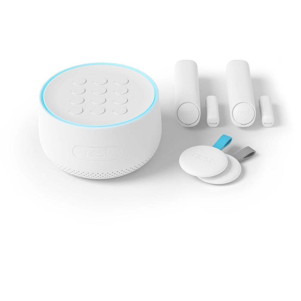 Nest Secure Wireless Alarm System Starter Pack