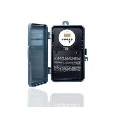 digital programmable outdoor timers wiring devices light