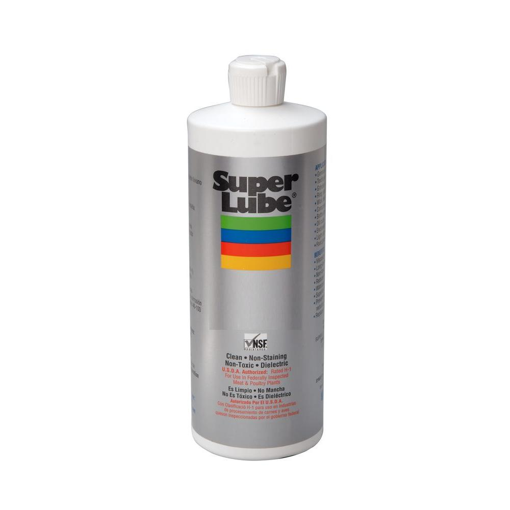 Super Lube 1 Qt Bottle Air Tool Lubricant 12032 The