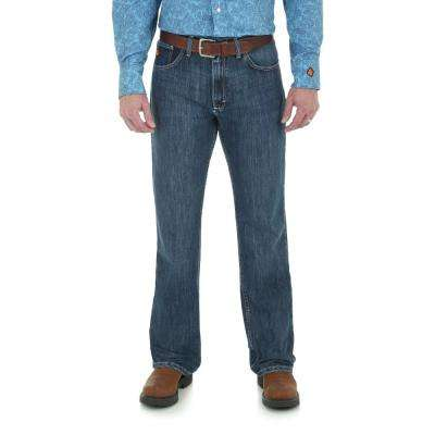 20X Men's Size 33 in. x 34 in. Midstone Vintage Boot Jean