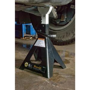 Click here to buy Omega 6 Ton Magic Lift Jack Stands by Omega.