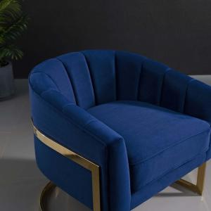 Fabulous Modway Esteem Navy Vertical Channel Tufted Performance Caraccident5 Cool Chair Designs And Ideas Caraccident5Info