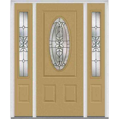 64 ...  sc 1 st  The Home Depot & 3/4 Oval - Doors With Glass - Fiberglass Doors - The Home Depot pezcame.com