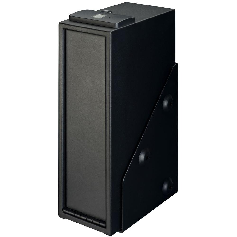 New Quick Access Safe Single Gun with Biometric Lock, Shelf