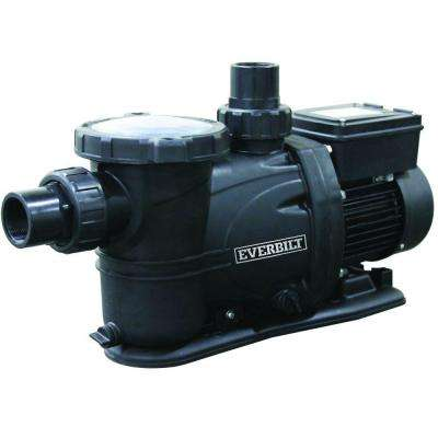 1 HP 230/115-Volt Pool Pump with Protector Technology