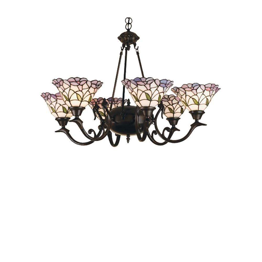 Illumine 6-Light Daffodil Bell Chandelier