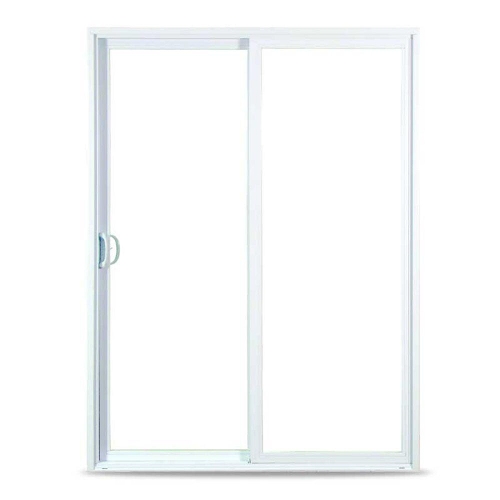 American Craftsman 72 In. X 80 In. 50 Series HVHZ Approved Sliding Patio  Door