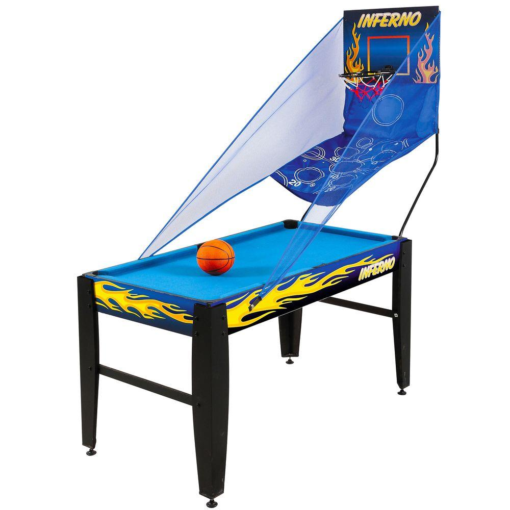 Hathaway Inferno 20-in-1 Multi-Game Table