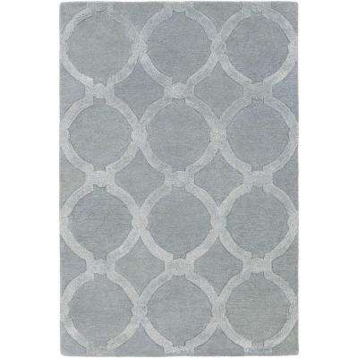 Urban Lainey Light Blue 2 ft. x 3 ft. Indoor Accent Rug