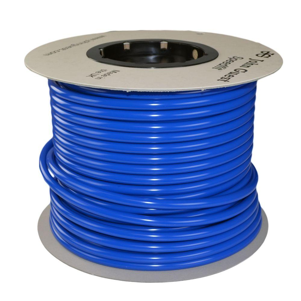 1/2 in. x 250 ft. Polyethylene Tubing Coil in Blue