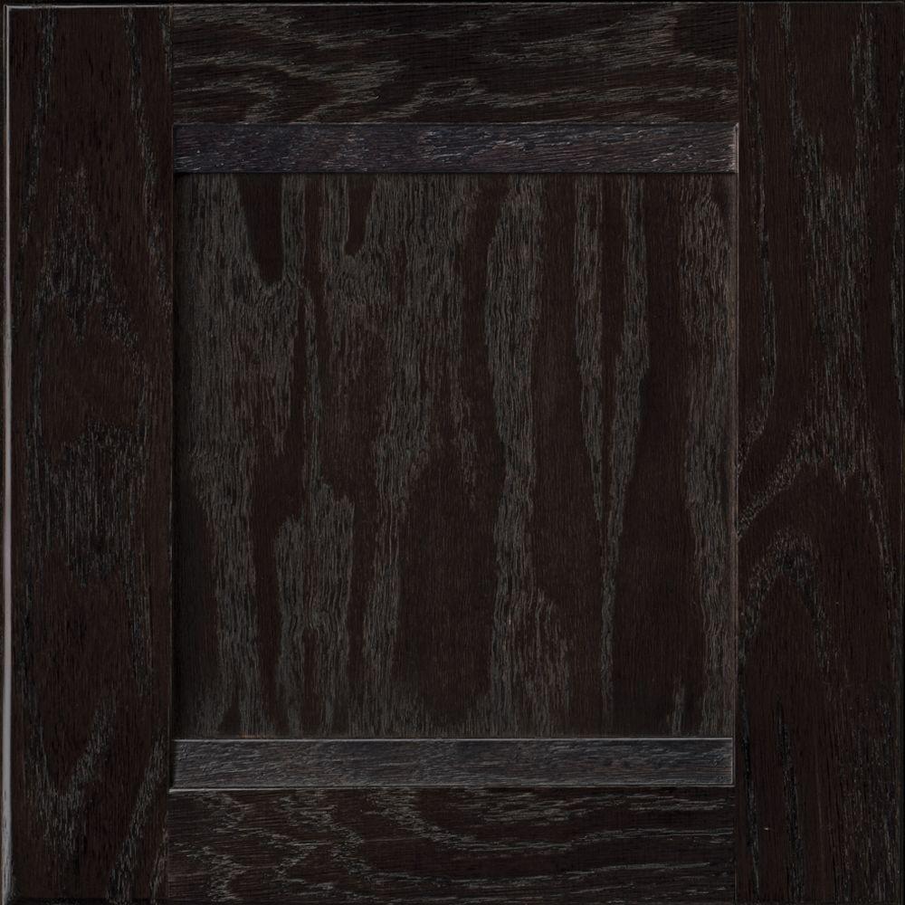 Kraftmaid 15x15 In Cabinet Door Sample In Sonora Oak In