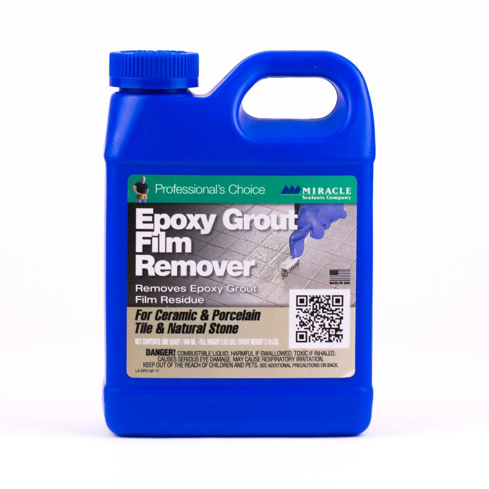 Miracle Sealants 32 Oz Epoxy Grout Film Remover