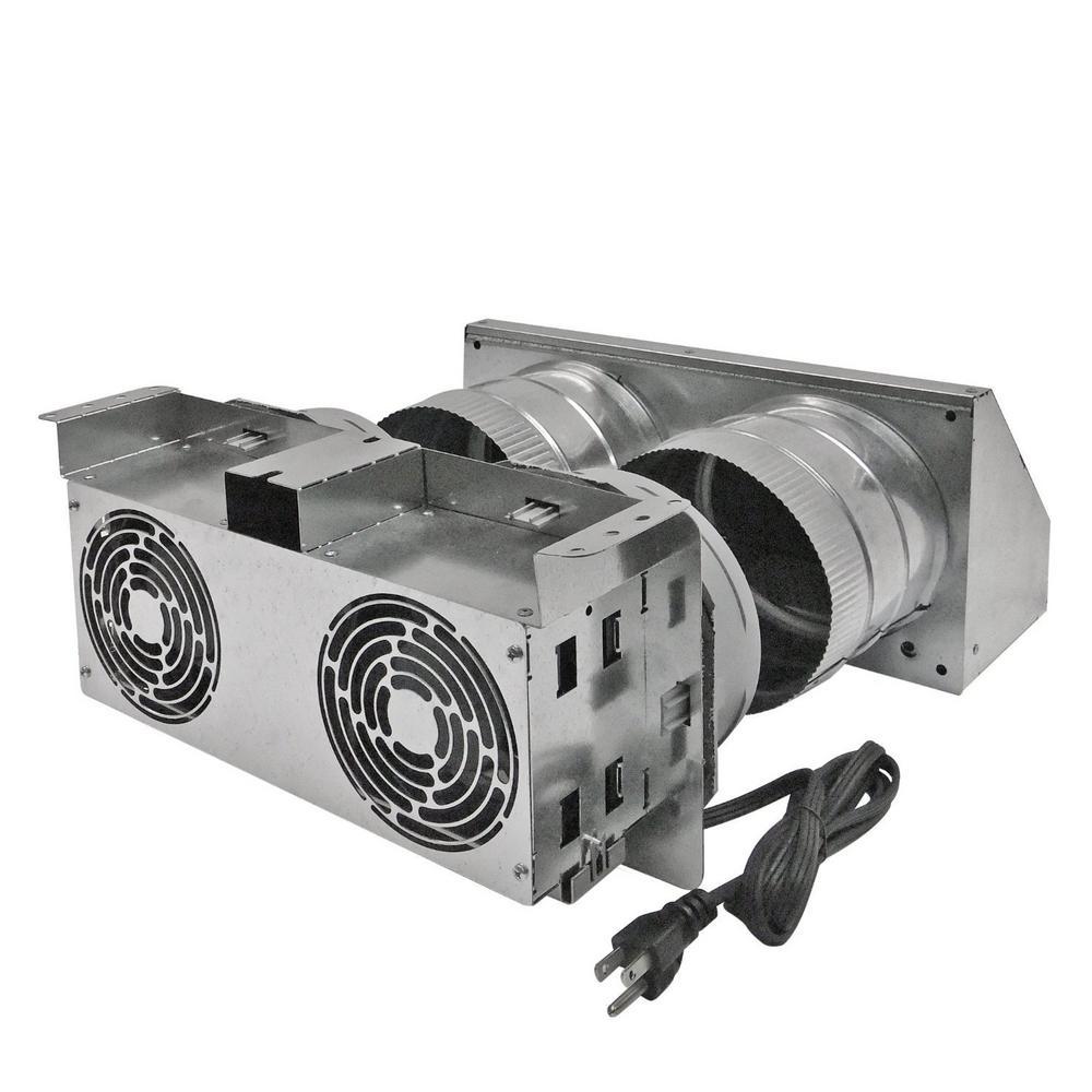 Xchanger 12 in. 2-Speed Reversible Basement Speciality Fan