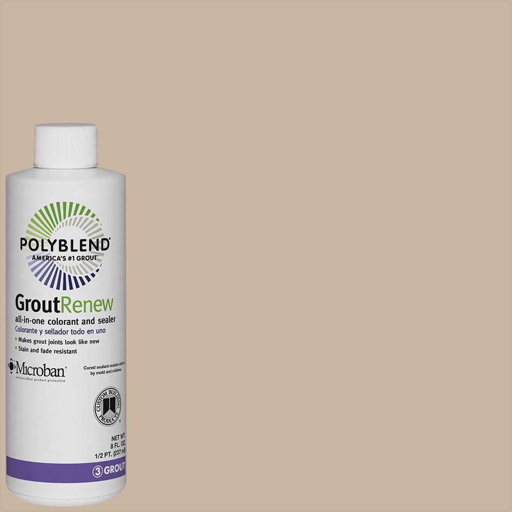 Polyblend #101 Quartz 8 fl. oz. Grout Renew Colorant