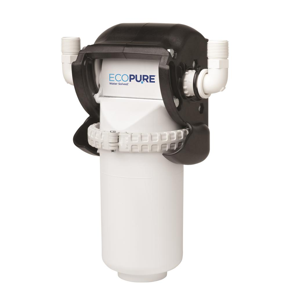EcoPure No Mess Innovative Whole Home Water Filter System