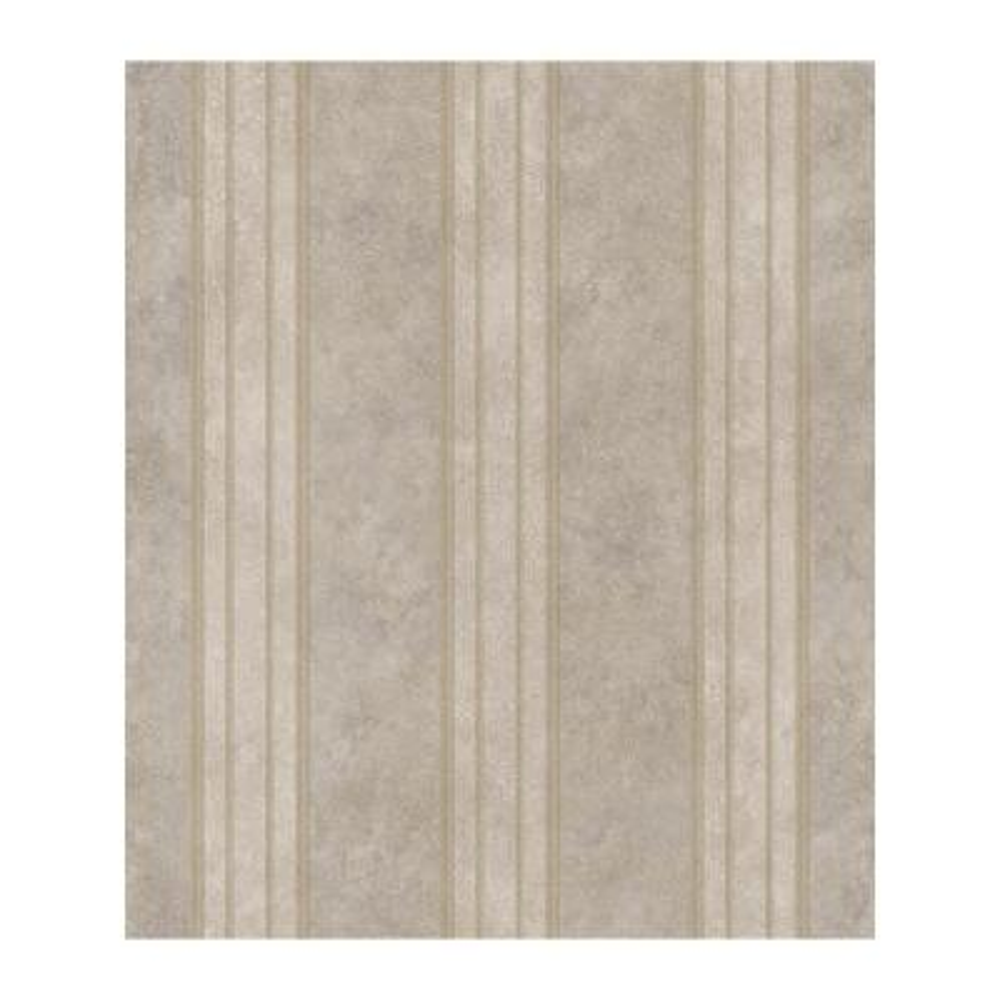 Giovanni Bronze Tuscan Alternating Stripe Wallpaper