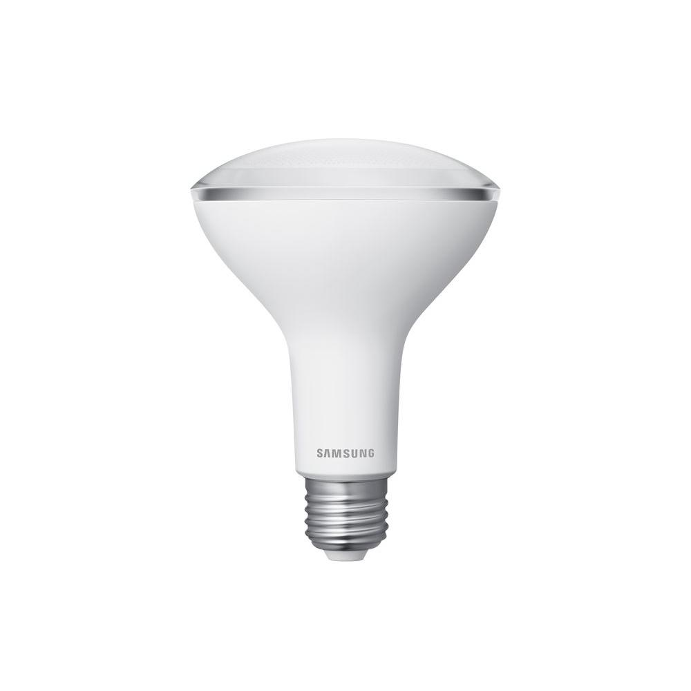 Samsung 65W Equivalent Soft White (2700K) BR30 Dimmable
