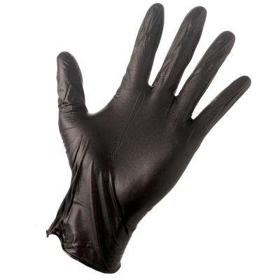 Nitrile Large Disposable Gloves (100-Count)