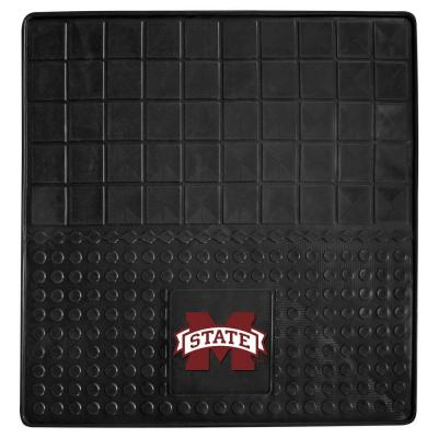 Mississippi State University Heavy Duty Vinyl 31 in. x 31 in. Cargo Mat