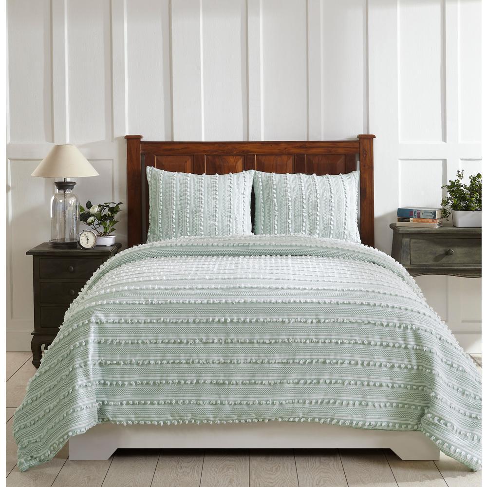 Better Trendz Anglique Teal King Comforter SS-QUANKITL