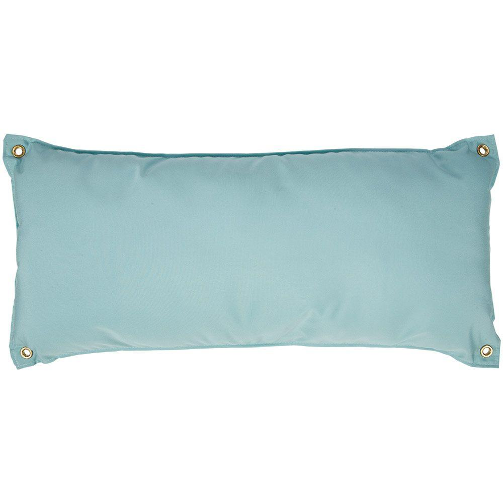 Canvas Glacier Traditional Hammock Pillow