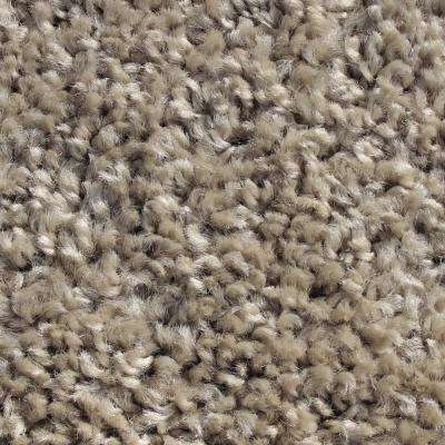 Mid-Century Smoke 24 in. x 24 in. Residential Carpet Tile (12 Tiles/Case)