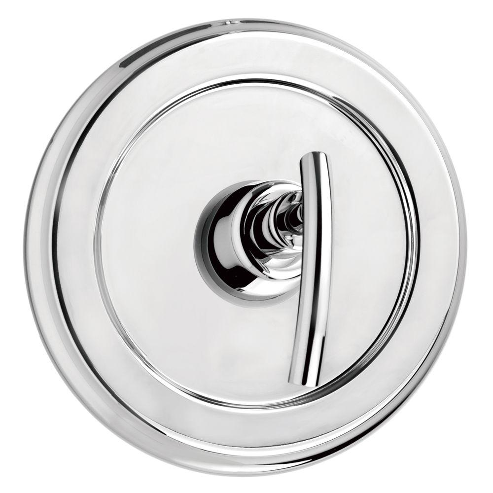 Vincennes Single-Handle Tub and Shower Valve Control in Chrome