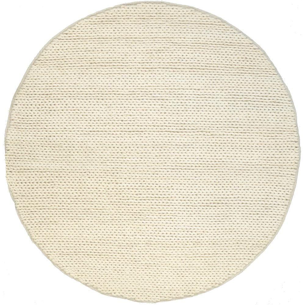 6 Foot Round Wool Rugs
